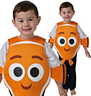 Nemo Tabard - Toddler and Child Costume
