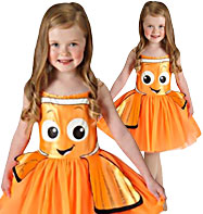 Nemo Tutu Dress - Toddler and Child Costume