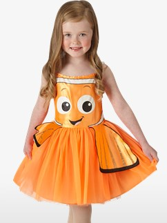 Nemo Tutu Dress - Toddler and Child Costume Fancy Dress