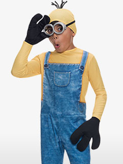 Minion Kevin - Child Costume Fancy Dress