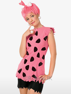 Pebbles - Adult Costume Fancy Dress