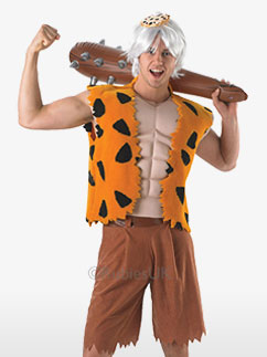 Bamm-Bamm - Adult Costume Fancy Dress
