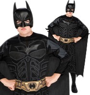 Batman Classic Dark Knight Rises - Child Costume Fancy Dress