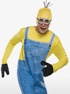 Minion Kevin - Adult Costume Fancy Dress