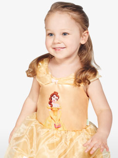 Belle - Baby Costume Fancy Dress