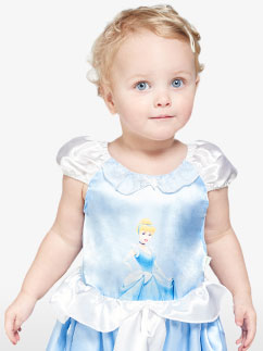 Cinderella - Baby Costume Fancy Dress