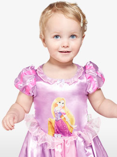 Rapunzel - Baby Costume Fancy Dress