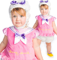 Daisy Duck Tabard - Infant Costume