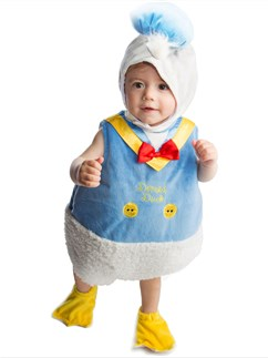 Donald Duck Tabard - Infant Costume Fancy Dress