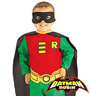 Robin - Infant Costume Fancy Dress