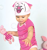 Piglet Jersey Set - Infant Costume