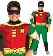 Robin - Child Costume Fancy Dress