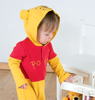 Winnie the Pooh Jersey Romper - Infant Costume