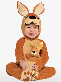 Jumpin' Joey - Baby Costume
