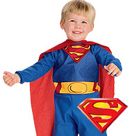 Superman - Infant Costume Fancy Dress