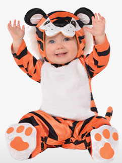 Tiny Tiger - Baby Costume Fancy Dress