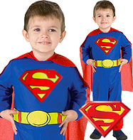 Superman - Toddler Costume Fancy Dress
