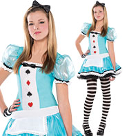 Clever Alice - Child and Teen Costume