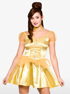 Beautiful Princess - Adult Costume