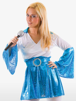 Mama Mia - Adult Costume Fancy Dress