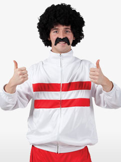 Funny Athlete - Adult Costume Fancy Dress