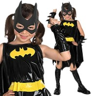 Batgirl - Child Costumes Fancy Dress
