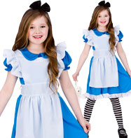 Classic Alice - Child Costume