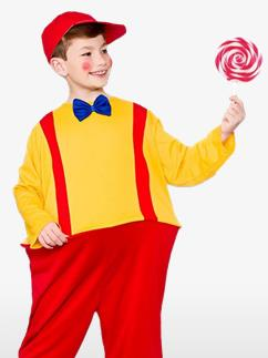 Storybook Twin - Child Costume Fancy Dress