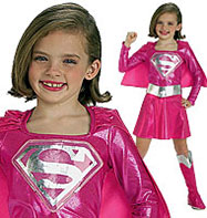 Supergirl - Toddler Costumes Fancy Dress