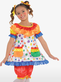 Clown Dress