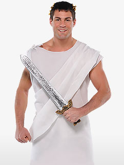 Toga - Adult Costume Fancy Dress
