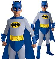 Batman Classic - Child Costumes Fancy Dress