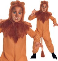 Cowardly Lion - Child Costume Fancy Dress