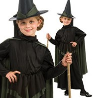Wicked Witch - Child Costume Fancy Dress