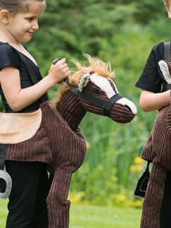Ride on Pony - Child Costume Fancy Dress