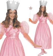 Angel Glinda - Child Costume Fancy Dress
