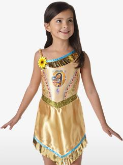 Fairytale Pocahontas - Child Costume Fancy Dress