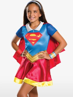 Supergirl - Child Costume
