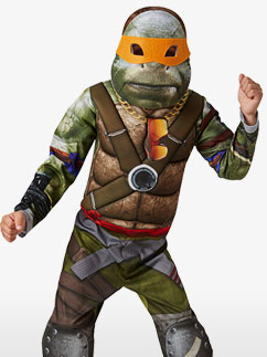 Deluxe Teenage Mutant Ninja Turtle