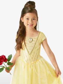 Deluxe Belle - Child Costume