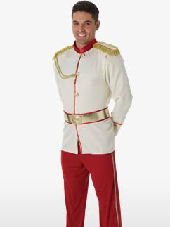 Prince Charming - Adult Costume Fancy Dress