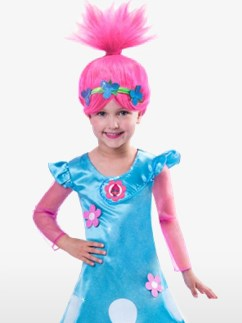 Poppy Trolls - Toddler and Child Costume