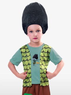 Branch Trolls - Child Costume