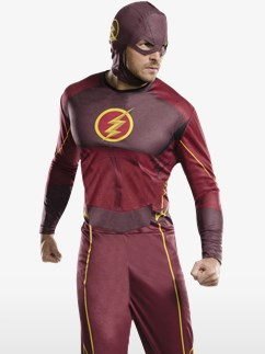 The Flash - Adult Costume Fancy Dress