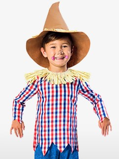 Scarecrow - Child Costume