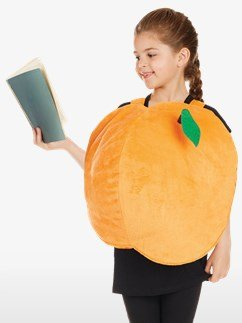 Peach - Child Costume Fancy Dress