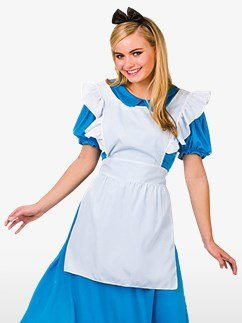 Storybook Alice - Adult Costume Fancy Dress