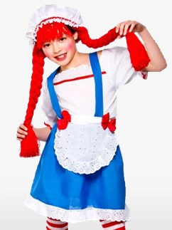 Rag Doll - Child Costume