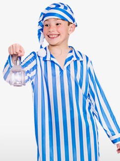 Wee Willie Winkie - Child Costume