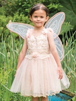 Vintage Fairy - Child Costume Fancy Dress